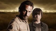 'The Walking Dead' Season 5 Trailer: Surviving Together Season 5 Walking Dead, Walking Dead Spin Off, Walking Dead Pictures, Walking Dead Tv Series, Rick And Carl, Chandler Riggs, Carl Grimes, Andrew Lincoln, My Guy