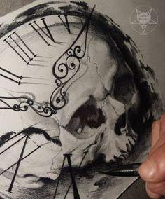 skull time by AndreySkull.deviantart.com on @DeviantArt