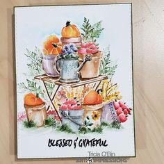 All Personal Feeds Copics, Prismacolor, Watercolor Pencils, Watercolours, Spectrum Noir, Art Impressions, Watercolor Design, Colored Pencils, Decorative Plates