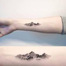 Tennessee Tattoos Mountain Tattoo Mountain Range Tattoo Tattoos