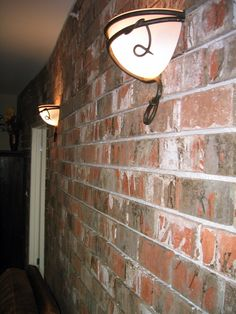 DIY on Installing an Interior Brick Wall (aka: The 'warehouse' effect) » Curbly | DIY Design Community