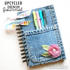 20 Clever Ways To Turn Old Jeans Into New Masterpieces
