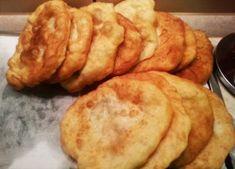 Lángos recept | mókuslekvár.hu Thing 1, Cooking Recipes, Bread, Cake, Foods, Drinks, Kuchen, Food Food, Drinking