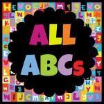 All ABCs ~ Alphabet Printables