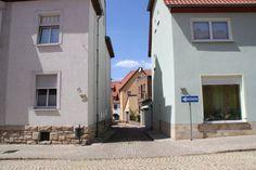 Altstadtgasse im schönen #Freyburg #betriebsausflug #ausflug #sommer #sonne #diewocheaufinstagram