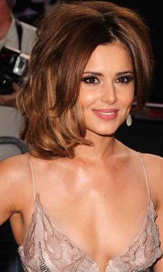 Cheryl Cole Shows Off Her Thick Locks At The Women Of The Year Awards, 2010