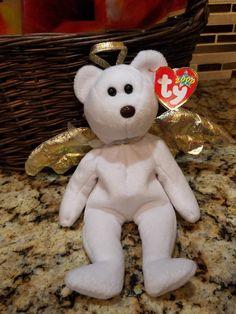 419014570b8 Items similar to TY beanie baby halo II (RARE) on Etsy. Ty BabiesBabies  StuffRare Beanie BabiesStuffed ToyStuffed AnimalsVintage ToysHello KittyHalo Beanies
