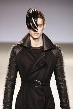 mens futuristic fashion