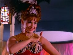 Indias first true Cabaret star Helen , was very popular in 1950s and 60s for her item numbers. From Jewel thief.