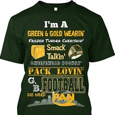 Got to love this Packer Shirt! c2593e7d1