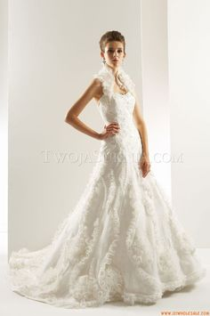 Robe de mariée Jasmine T447 Couture - Bestsellery