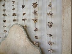 Oyster Shell Garland - No. Four Eleven