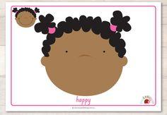 Emotions Playdough Mats 5 Feelings Preschool, Preschool Classroom, Preschool Learning, Learning Activities, Activities For Kids, Teaching, Kindergarten, Social Skills Autism, Social Emotional Learning