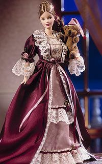 Victorian Barbie 2000  I have this one