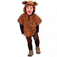 #Disfraz #Poncho #Tigre Infantil, para niños de 1 a 2 años. #Original #disfraz de Tigre ideal para tú #fiesta de #fin de #curso. Para más info entra en nuestra #tienda de #disfraces #online. Clica aquí  http://mercadisfraces.es/animales/disfraz-poncho-tigre-infantil.html?search_query=poncho&results=20