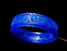 Jewelry wax model