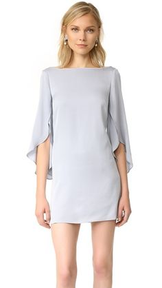 MILLY Butterfly Dress. #milly #cloth #dress #top #shirt #sweater #skirt #beachwear #activewear