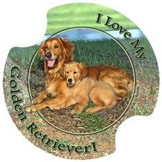 I love my Golden Retriever!