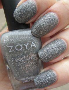 Concrete and Nail Polish: Zoya London