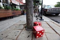 Sidewalks Monopoly Game