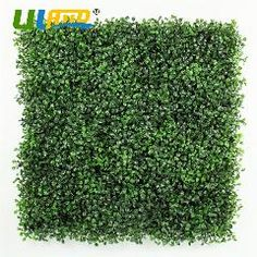 [ $74 OFF ] 12Pcs 50Cm*50Cm Artificial Boxwood Hedge Panels Plastic Garden Fence Greenery Wall For Garden Decoration Privacy Screen
