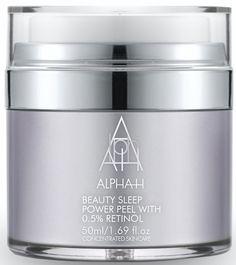 ALPHA-H Beauty Sleep Power Peel 50ml - maseczka na noc z kwasem glikolowym i retinolem HIT