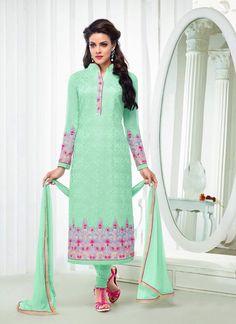 Designer Salwar kameez - Rs. 2200.00