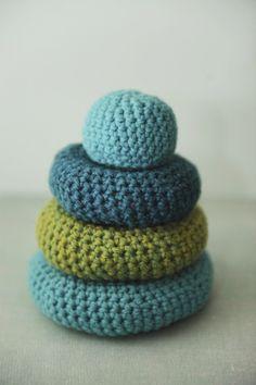 Baby Rings Pattern (crochet)