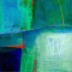 Blue #1 by Jane Davies