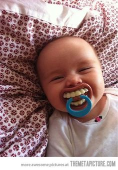 awesome pacifier