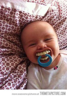 grote tanden
