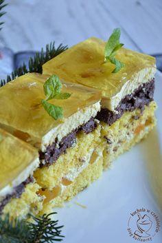 kuchnia w czekoladzie: Tort Ambasador