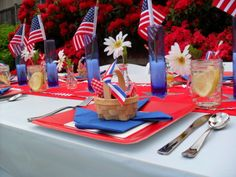 memorial day party photos