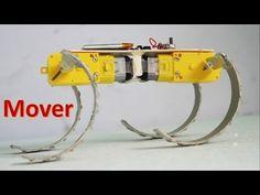 "Make Simple Running Robots Using ""Whegs"" | Make:"