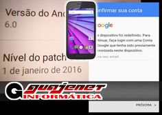 """Moto G 3 Remover Conta do Google """"Bypass"""" (Sem modo desenvolvedor, ADB o..."""