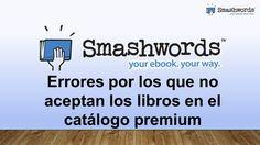 Smashwords 2017 - Errores por los que no aceptan los libros en el catálo... Dado, Libros, Language, Platform, Tents, People, Horseback Riding