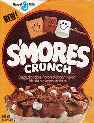 Oh My Goodness, this was my favorite cereal that my parents would only buy for a special treat.
