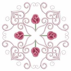 Two rose and hearts pink embroidered fabric quilt squares blocks Square Quilt, Quilt Blocks, Pretty In Pink, Quilts, Embroidery, Rose, Squares, Fabric, Baskets