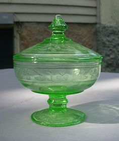 Clover Leaf Candy Dish