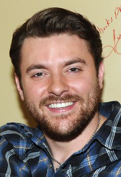 My dream celebrity to drink beer and watch football with! Chris Young