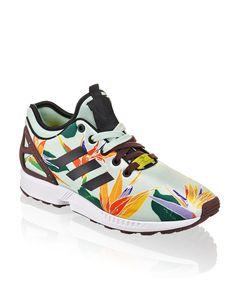 HUMANIC - Adidas Originals ZX Flux Sneaker - http://www.humanic.net/at/Damen/Schuhe/Sneaker/Adidas-Originals-ZX-Flux-NPS-tuerkis-1711120508