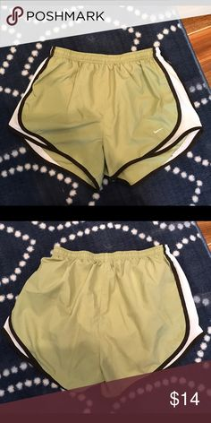 Nike Fit Dry Shorts - Sage Green Nike Fit Dry Shorts - Sage Green // excellent condition // Nike Shorts