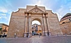 """""""A beautiful ancient arch in Lecce."""" (From: 35 Beautiful Images of Italy)"""