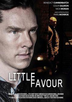 LITTLE FAVOUR, Starring Benedict Cumberbatch