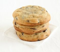 Ny Times Chocolate Chip Cookies Revisited
