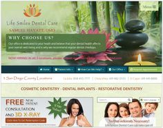 Life Smiles Dental Care in La Jolla is dedicated to your health and overall well being. COSMETIC DENTISTRY - DENTAL IMPLANTS - RESTORATIVE DENTISTRY
