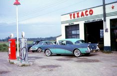 '50s Kodachrome Images | The Old Motor