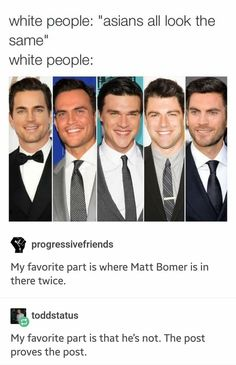 I only know Matt Boomer in this pic,I have no idea who the rest are