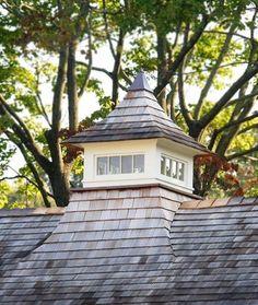 My cupola skylight  (J Tallman Builders, Fairfield, Connecticut)