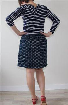 Article complet sur la jupe 1001 Perles. Je vous dis tout sur sa réalisation. Blog LaisseLuciefer.